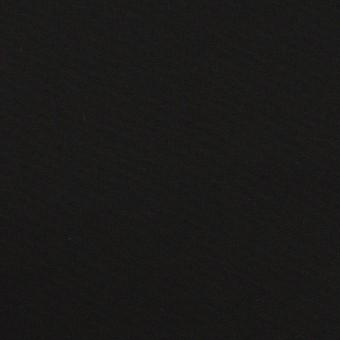 コットン×無地(ブラック)×ブロード_イタリア製
