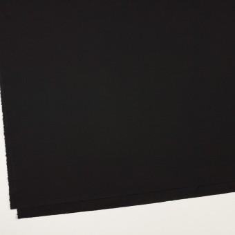 コットン×無地(ブラック)×二重織 サムネイル2
