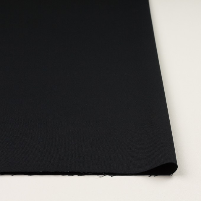 コットン&ポリウレタン×無地(ブルーブラック)×チノクロス・ストレッチ イメージ3