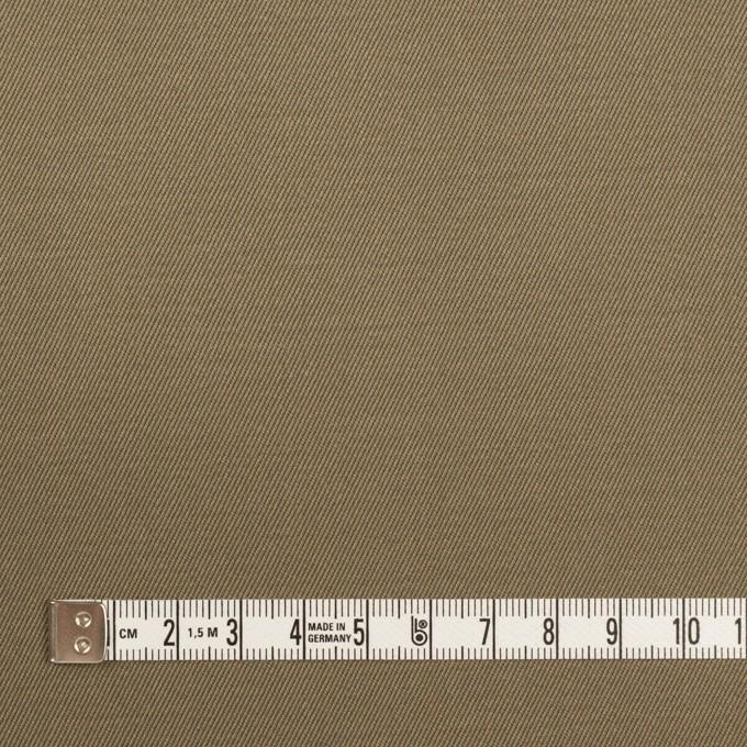 コットン×無地(カーキ)×チノクロス_全3色 イメージ4