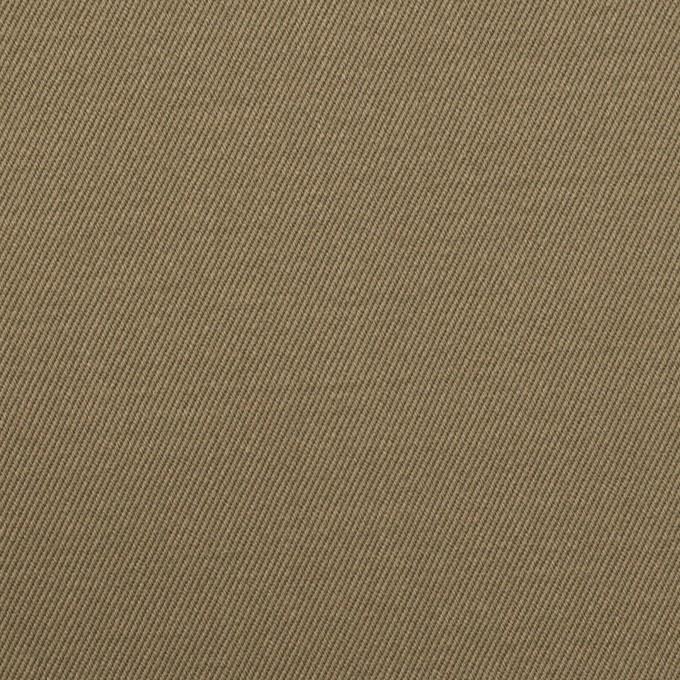コットン×無地(カーキ)×チノクロス_全3色 イメージ1