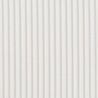 コットン×ストライプ(シルバーグレー)×斜子織_全2色 サムネイル1