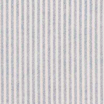 コットン×ストライプ(ブルー)×オックスフォード サムネイル1