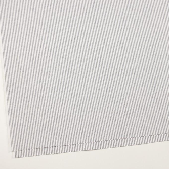 コットン×ストライプ(ネイビー)×オックスフォード イメージ2