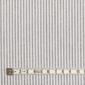 コットン×ストライプ(ネイビー)×オックスフォード サムネイル4