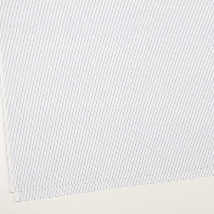 コットン×ストライプ(サックス)×ブロード イメージ2