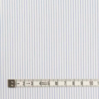 コットン×ストライプ(サックス)×ブロード サムネイル4