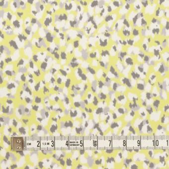 ポリエステル×ペイント(レモン)×ローン_全3色 サムネイル4