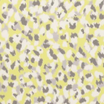 ポリエステル×ペイント(レモン)×ローン_全3色