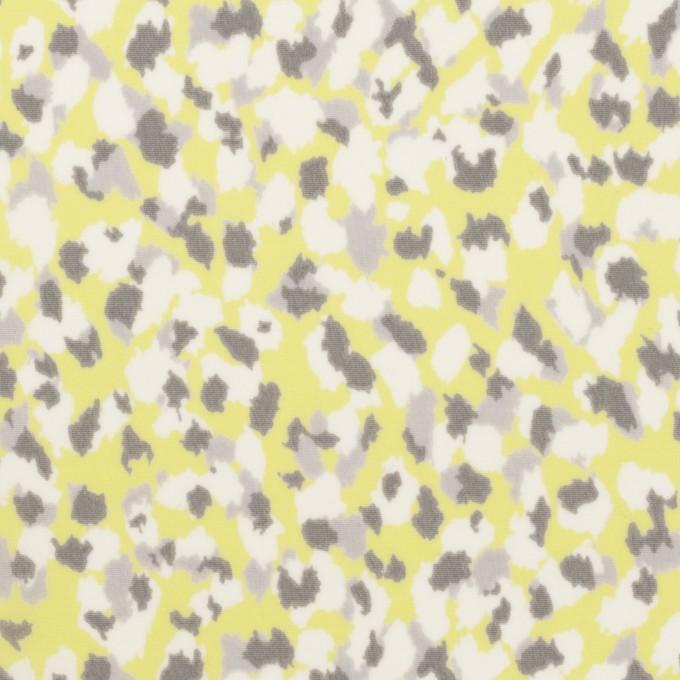 ポリエステル×ペイント(レモン)×ローン_全3色 イメージ1