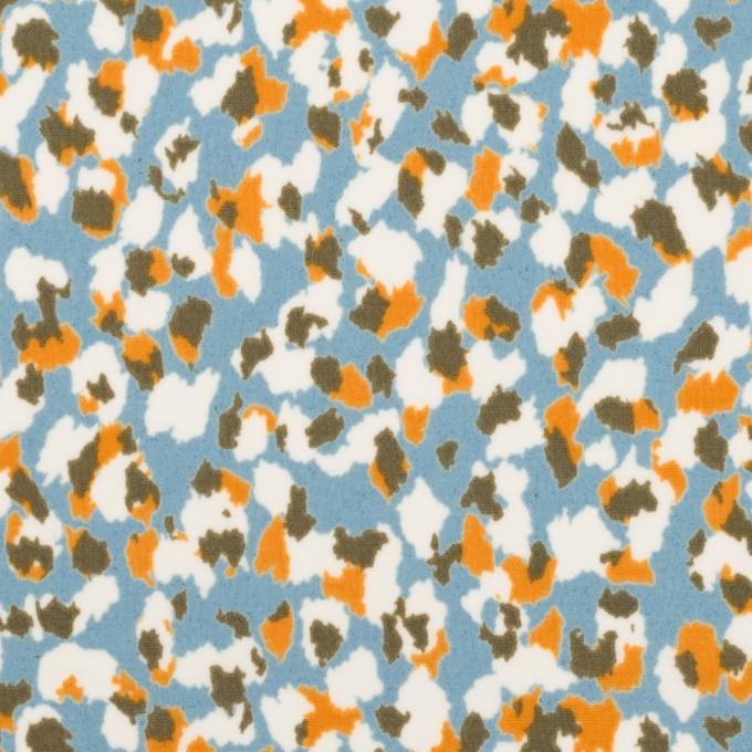 ポリエステル×ペイント(アッシュブルー)×ローン_全3色 イメージ1