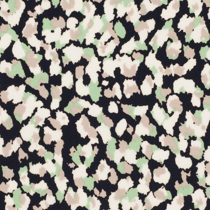 ポリエステル×ペイント(チャコールブラック)×ローン_全3色 イメージ1