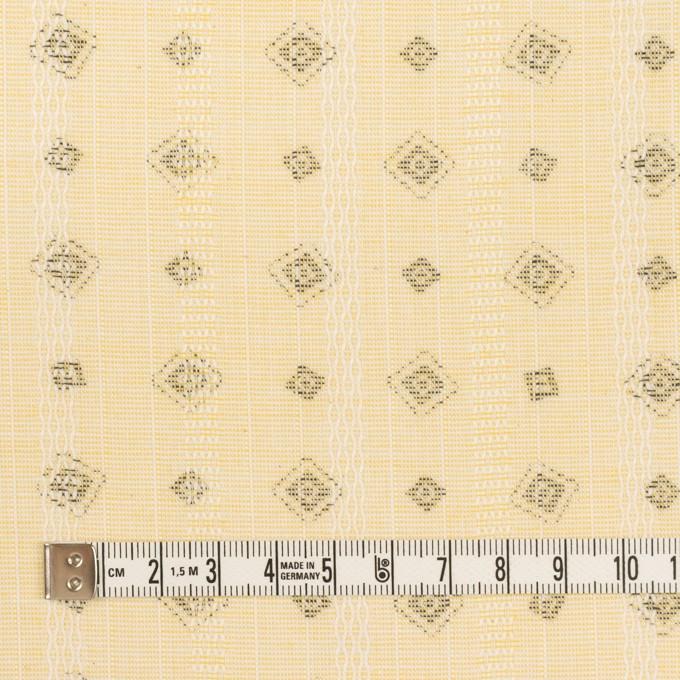 コットン×ダイヤ(シトロン)×シーチング・ドビー イメージ4
