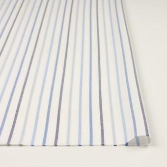 コットン×ストライプ(ブルー&ネイビー)×オックスフォード サムネイル3
