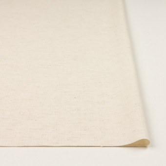 コットン&ポリエステル×無地(エクリュ)×斜子織 サムネイル3