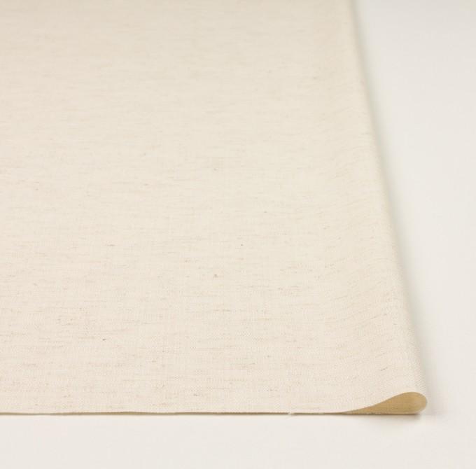 コットン&ポリエステル×無地(エクリュ)×斜子織 イメージ3