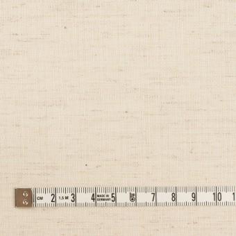 コットン&ポリエステル×無地(エクリュ)×斜子織 サムネイル4