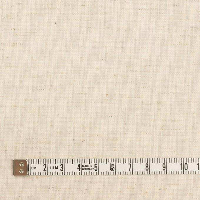 コットン&ポリエステル×無地(エクリュ)×斜子織 イメージ4