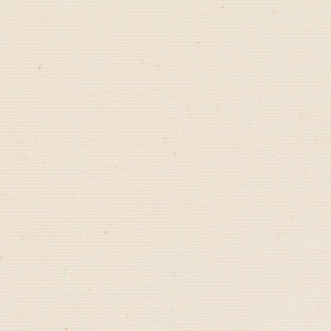コットン×無地(キナリ)×10号帆布 イメージ1