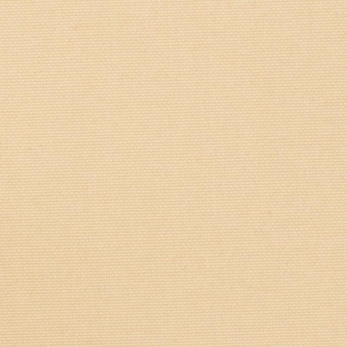 コットン×無地(ライトベージュ)×9号帆布 イメージ1