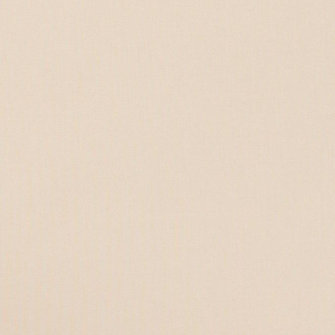 コットン×無地(エクリュ)×サテン_イタリア製 イメージ1