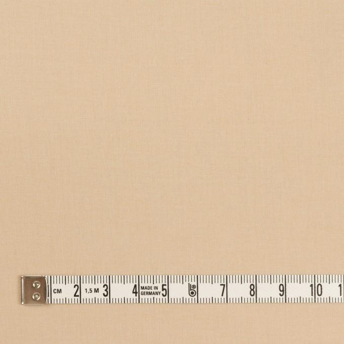 コットン×無地(ライトベージュ)×ボイル イメージ4