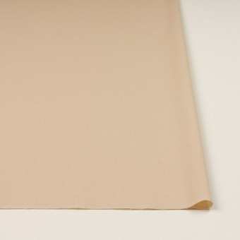 コットン&ポリウレタン×無地(ライトベージュ)×シャンブレー・ローンストレッチ サムネイル3