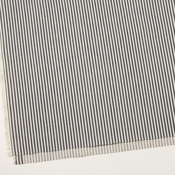 コットン×ストライプ(インディゴ)×デニムヒッコリー(10oz) イメージ2