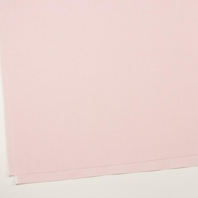 コットン×無地(ペールピンク)×オックスフォード イメージ2