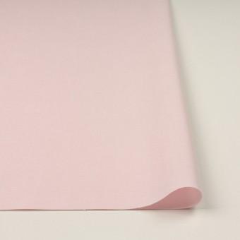 コットン×無地(ペールピンク)×オックスフォード サムネイル3