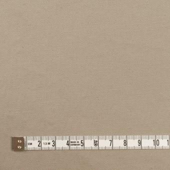 コットン&リネン混×無地(グレイッシュベージュ)×ギャバジン・ワッシャー_全8色 サムネイル4