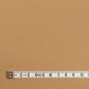 コットン&リネン混×無地(チャイ)×ギャバジン・ワッシャー_全8色 サムネイル4