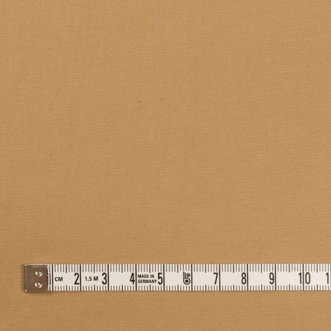 コットン&リネン混×無地(チャイ)×ギャバジン・ワッシャー_全8色 イメージ4