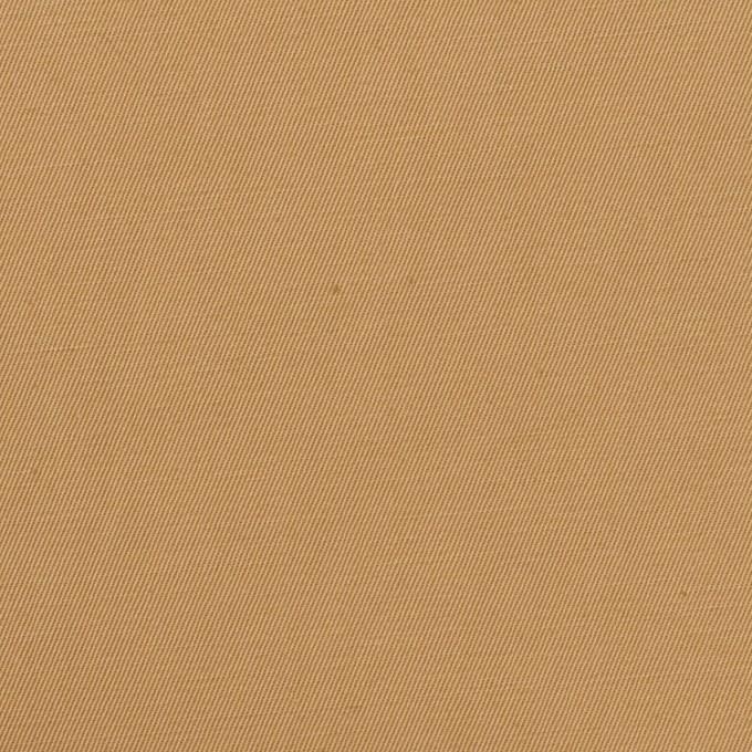 コットン&リネン混×無地(チャイ)×ギャバジン・ワッシャー_全8色 イメージ1