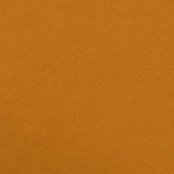コットン&リネン混×無地(ハニーゴールド)×ギャバジン・ワッシャー_全8色