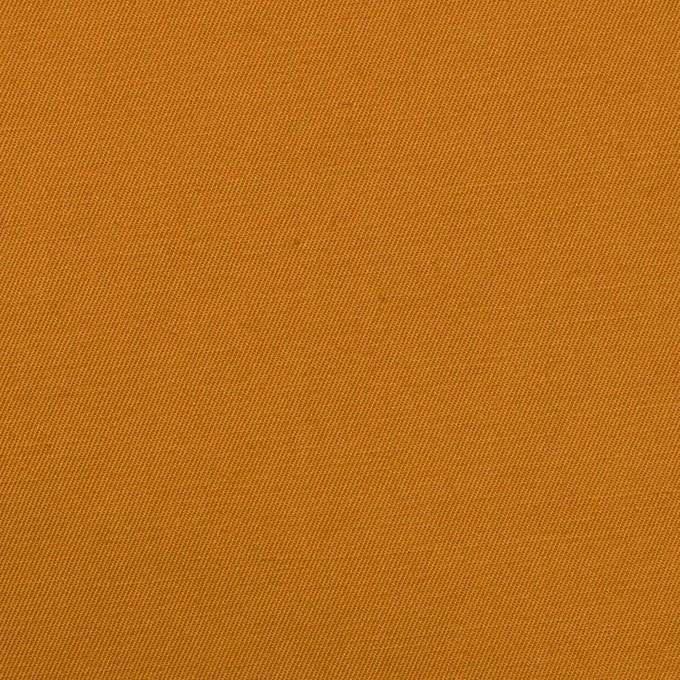 コットン&リネン混×無地(ハニーゴールド)×ギャバジン・ワッシャー_全8色 イメージ1