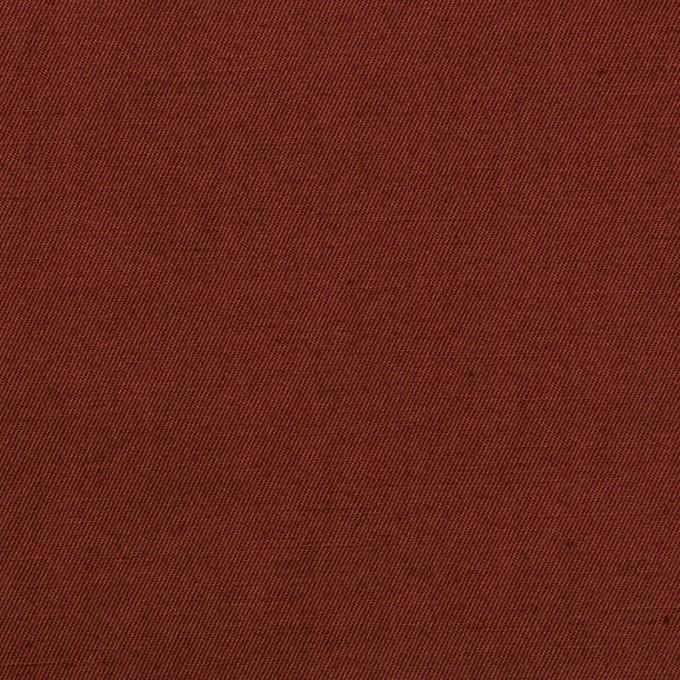 コットン&リネン混×無地(レーズン)×ギャバジン・ワッシャー_全8色 イメージ1