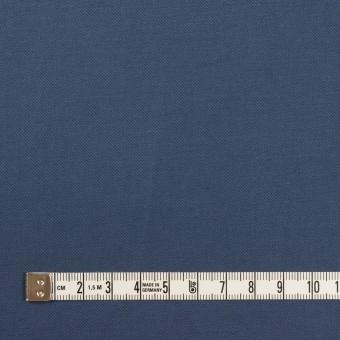 コットン&リネン混×無地(アッシュブルー)×ギャバジン・ワッシャー_全8色 サムネイル4