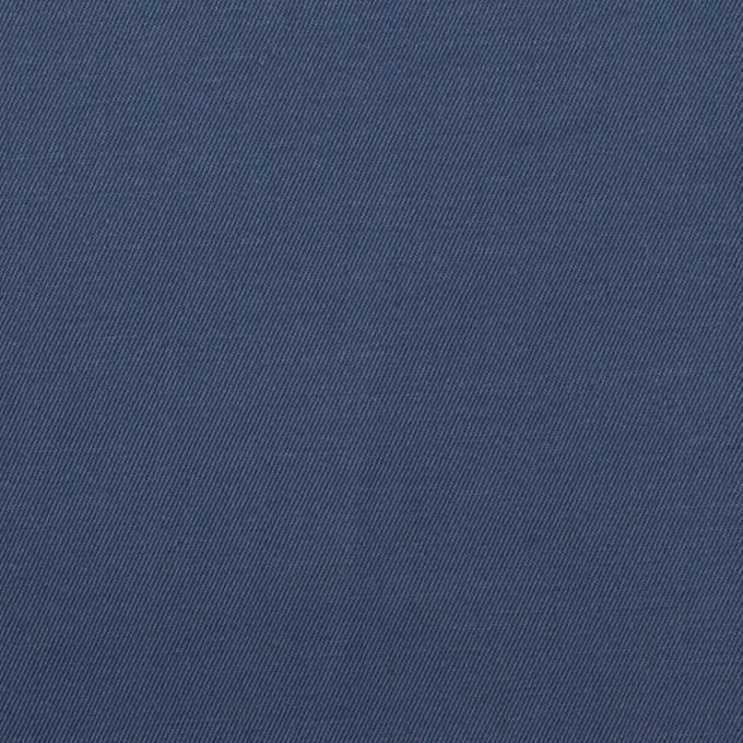 コットン&リネン混×無地(アッシュブルー)×ギャバジン・ワッシャー_全8色 イメージ1
