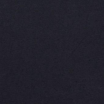 コットン&リネン混×無地(ダークネイビー)×ギャバジン・ワッシャー_全8色 サムネイル1