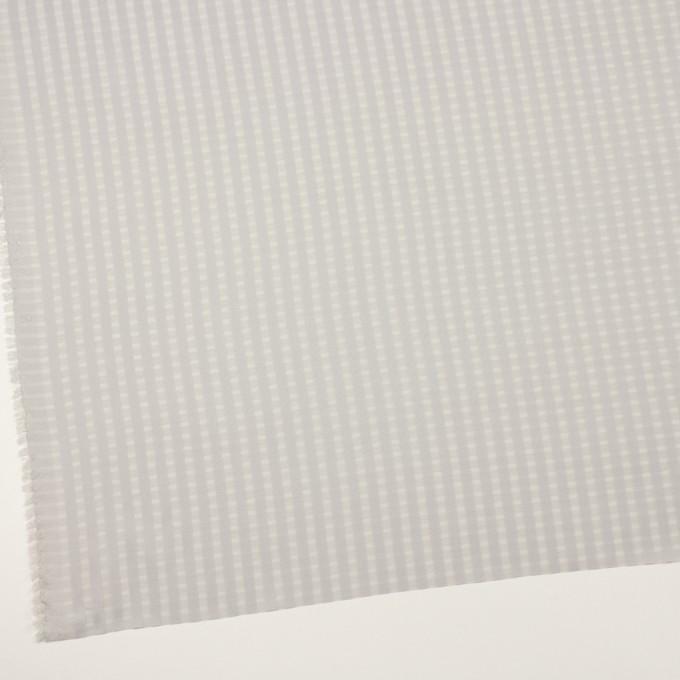 ポリエステル×スクエア(シルバーグレー)×サテンジョーゼット_全2色 イメージ2