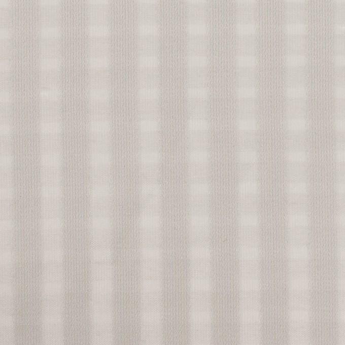 ポリエステル×スクエア(シルバーグレー)×サテンジョーゼット_全2色 イメージ1