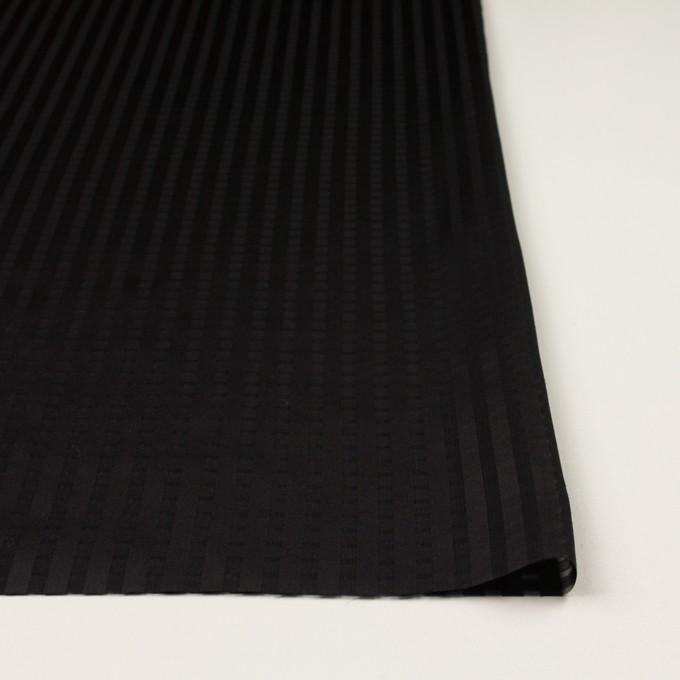 ポリエステル×スクエア(ブラック)×サテンジョーゼット_全2色 イメージ3