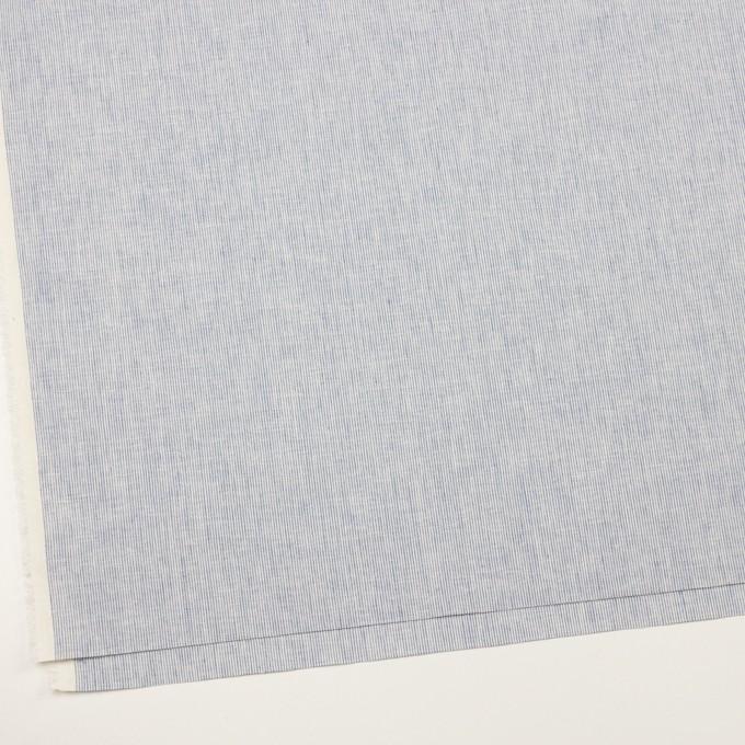 リネン&コットン×ストライプ(ブルー&エクリュ)×キャンバス_全2色 イメージ2