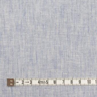 リネン&コットン×ストライプ(ブルー&エクリュ)×キャンバス_全2色 サムネイル4