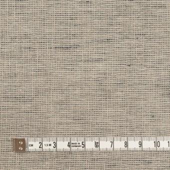 リネン×ミックス(グレイッシュベージュ&ネイビー)×薄キャンバス サムネイル4