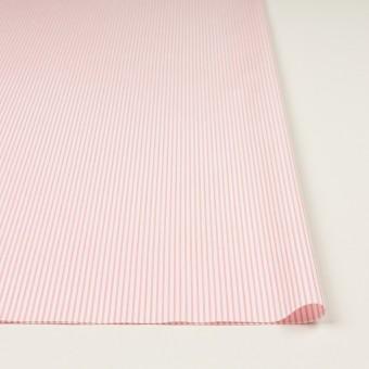コットン×ストライプ(ピンク)×ヘリンボーン・ジャガード サムネイル3