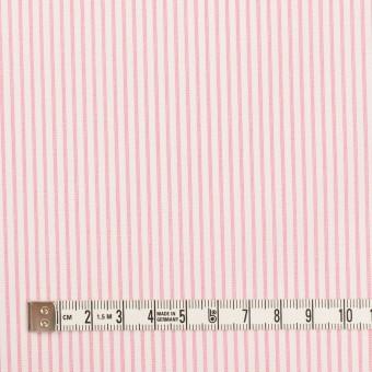 コットン×ストライプ(ピンク)×ヘリンボーン・ジャガード サムネイル4