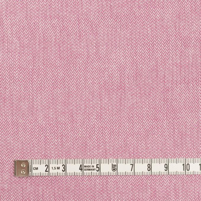 コットン×ミックス(チェリーピンク)×ヘリンボーン イメージ4