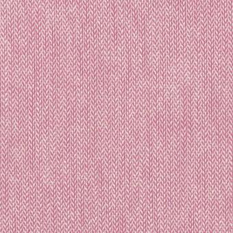 コットン×ミックス(チェリーピンク)×ヘリンボーン サムネイル1